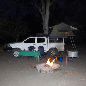 Khwai Campsite
