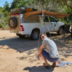 Kruger campsites in the south