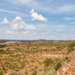 The beautiful view of Mapungubwe National Park