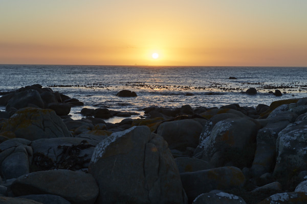 West Coast of South Africa