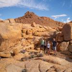 Dronen in de oudste woestijn van de wereld