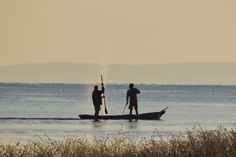 Kafue National Park Campsite