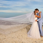 Beach wedding op Zanzibar