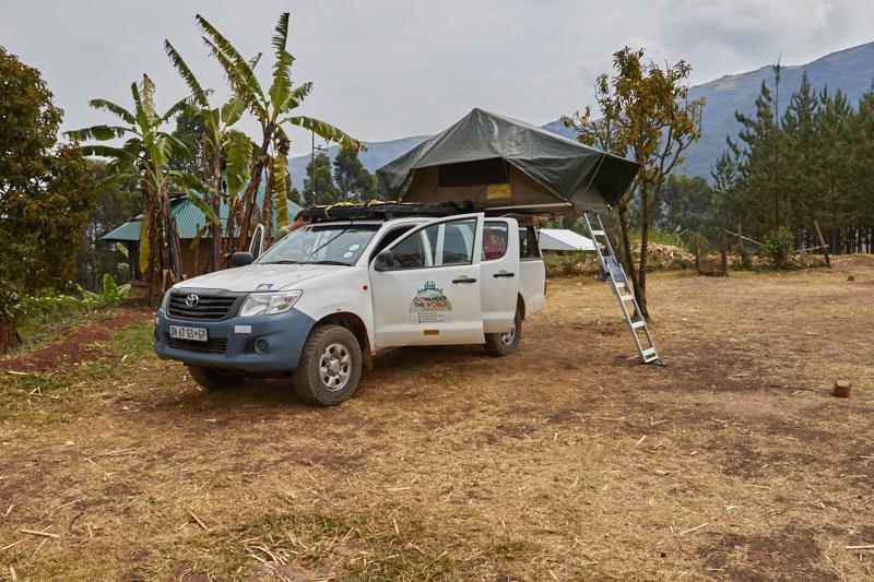 uganda campsites