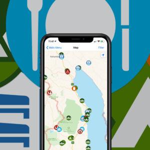 overland reis app