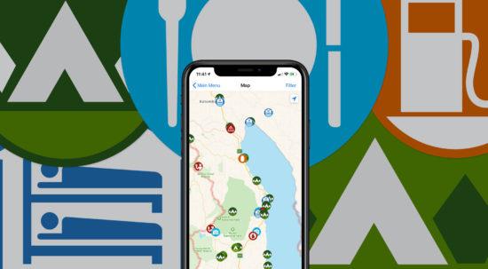 overland travel app