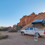 Spitzkoppe Campsite: A fascinating place in the desert