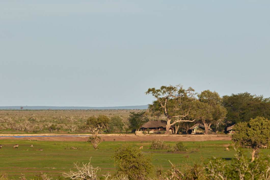 Tsavo East Nationaal Park
